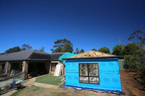 mt eliza house extension